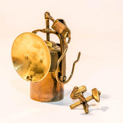 Lampka karbidowa miniaturka