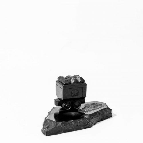 Wagonik - popielniczka