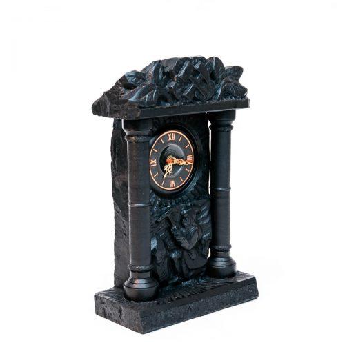 Zegar z kolumnami - skarbnik